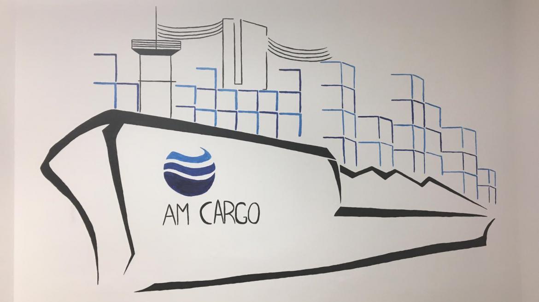 El cuartel general de AM Cargo en Bilbao, a pleno rendimiento
