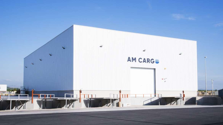 Imagen del centro logístico de Onda de AM Cargo