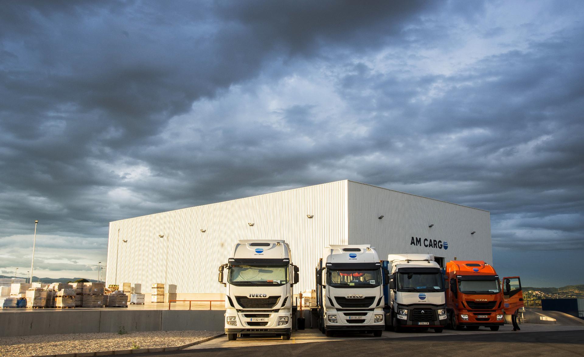 Centro logístico de Onda de AM Cargo