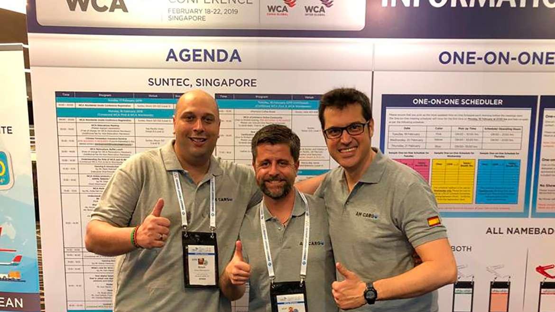 WCA 2019 Conference: Segundo día