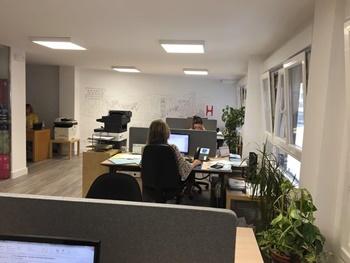 Fotos oficina AM CARGO en Bilbao