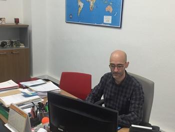 Fotos oficina AM CARGO en Zaragoza