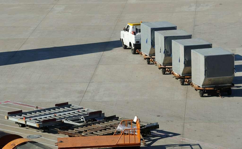 Contenedor aéreo: Cómo se interpretan sus códigos