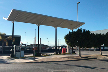 Gasolinera low cost de AM CARGO en Onda (Castellón)